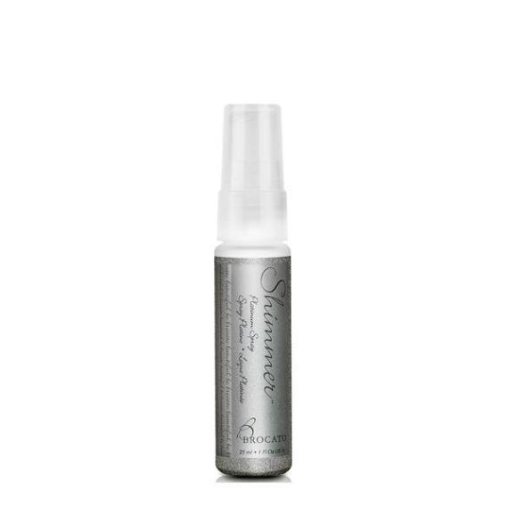 Brocato Shimmer Platinum Spray