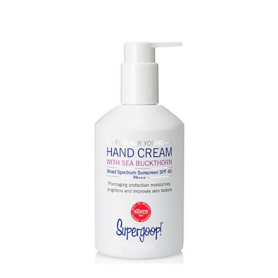 Supergoop! Forever Young Hand Cream with Sea Buckthorn SPF 40+