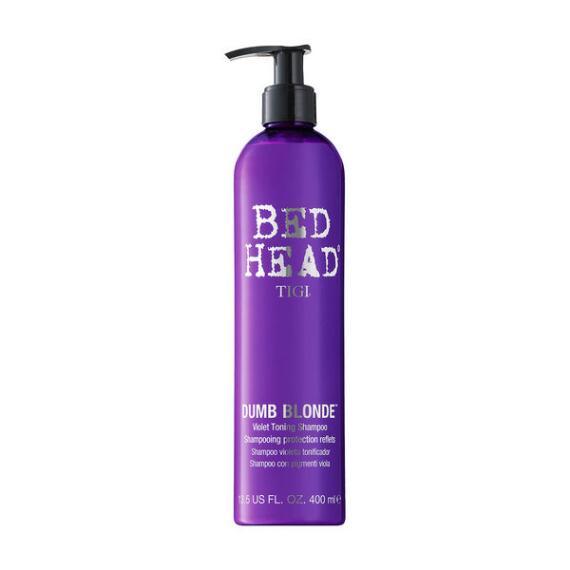 TIGI Bed Head Dumb Blonde Violet Toning Shampoo