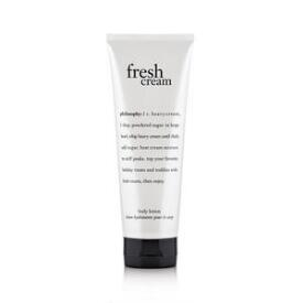 philosophy fresh cream body lotions for women