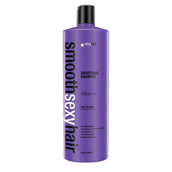 Sexy Hair Smooth Sexy Hair Sulfate-Free Smoothing Shampoo