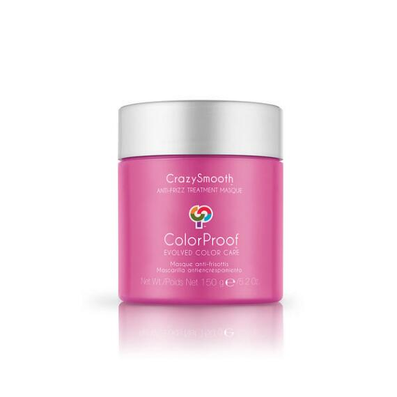ColorProof CrazySmooth Anti-Frizz Treatment Masque