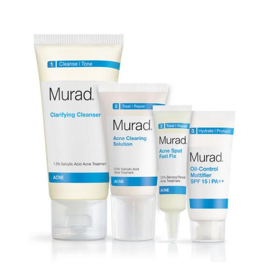 Murad Acne Starter Kit