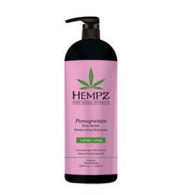 Hempz Pomegranate Daily Herbal Moisturizing Shampoo Reviews