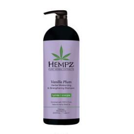 Hempz Vanilla Plum Herbal Moisturizing & Strengthening Shampoo