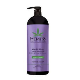 Hempz Vanilla Plum Herbal Moisturizing Conditioners & Hair Conditioner