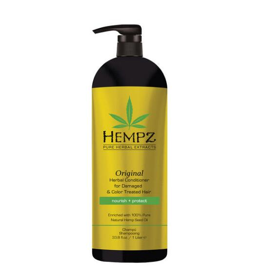 Hempz Original Herbal Conditioner For Damaged and Color Treated Hair