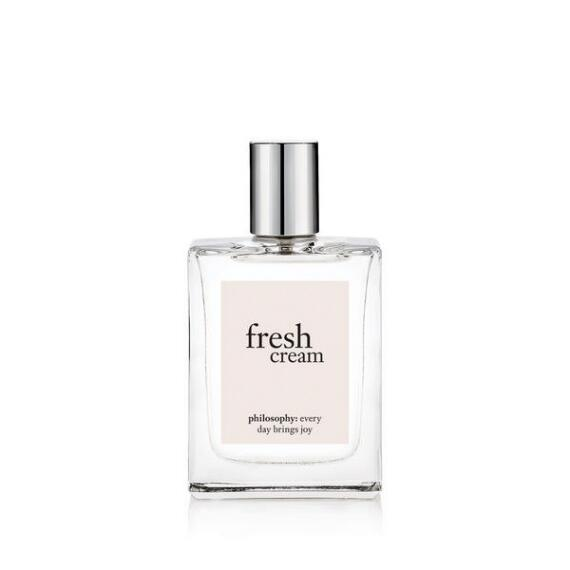 philosophy fresh cream spray fragrance