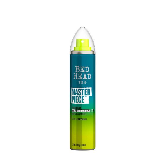 TIGI Bed Head Masterpiece Shine Hairspray Travel Size