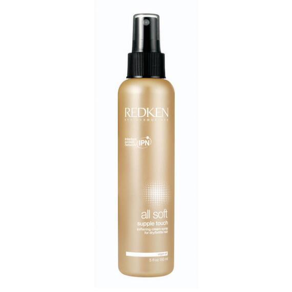 Redken All Soft Supple Touch Softening Cream-Spray