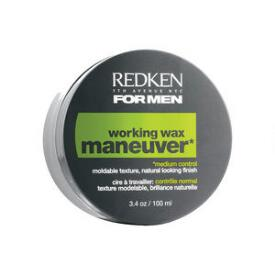 Redken For Men Maneuver Working Wax, Redken Hair Styling Products
