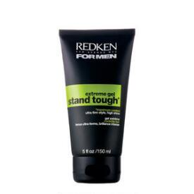 Redken For Men Stand Tough Extreme Hold Gel & Redken Hair Products