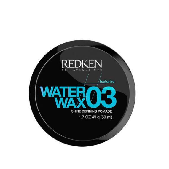 Redken Water Wax 03 Hair Shine Defining Pomade