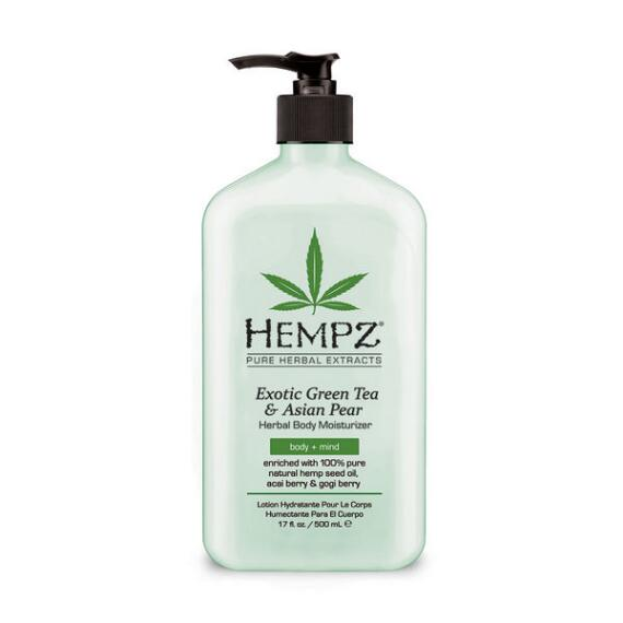Hempz Exotic Green Tea and Asian Pear Herbal Moisturizer