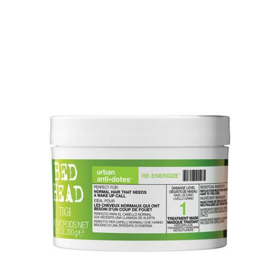 TIGI Bed Head Urban Antidotes Re-Energize Treatment Mask
