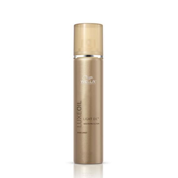 Wella LuxOil Light Oil Keratin Protection Spray