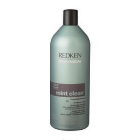 Redken for Men Mint Clean Invigorating Shampoo & Redken Shampoo