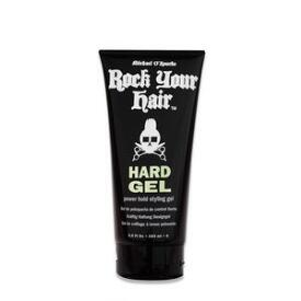 Rock Your Hair Hard Gel Power Hold Styling Gel & Hair Styling Products