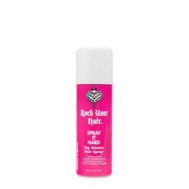 Rock Your Hair Spray It Hard Travel Size & Salon Hairsprays