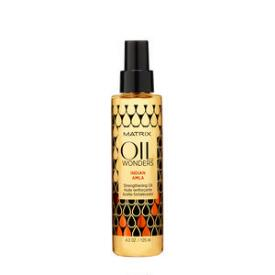 Matrix Oil Wonders Indian Amla Strengthening Oil & Professional Biolage Hair Conditioner