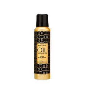 Matrix Oil Wonders Flash Blow Dry Oil  & Biolage Hair Styling Products