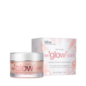 bliss Triple Oxygen Ex-'glow'-sion! Vitabead-Infused Moisture Cream