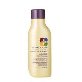 Pureology Perfect 4 Platinum Shampoo, Travel Size Pureology Shampoo