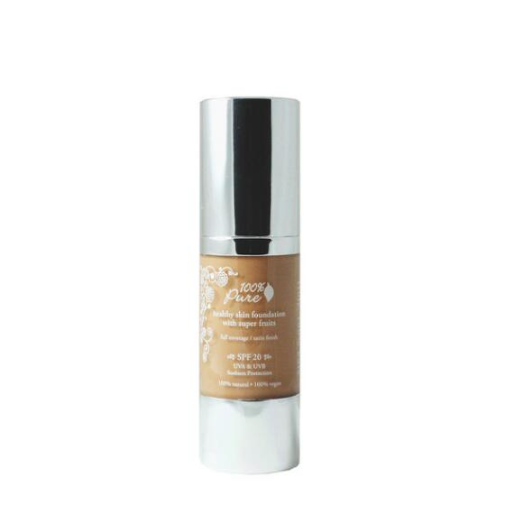 100% Pure Full Coverage Foundation