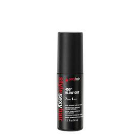 Sexy Hair Style Sexy Hair 450 Blow Out Heat Defense Blow Dry Spray Mini