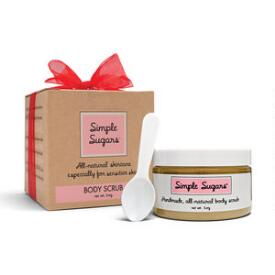 Simple Sugars Sugar n Spice Body Scrub