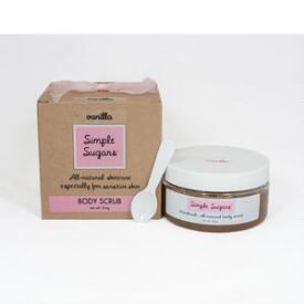Simple Sugars Vanilla Body Scrub