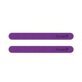 Flowery Ultra Violet Nail File 2pk
