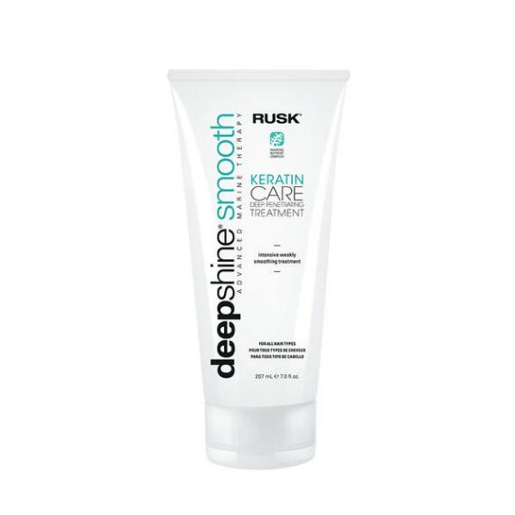 RUSK Deepshine Smooth Keratin Care Deep-Penetrating Treatment
