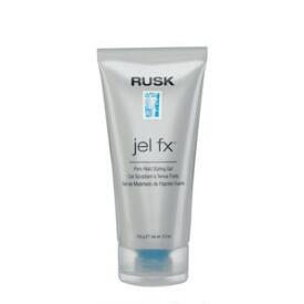 RUSK Designer Collection Jel Fx Firm Hold Styling Gel
