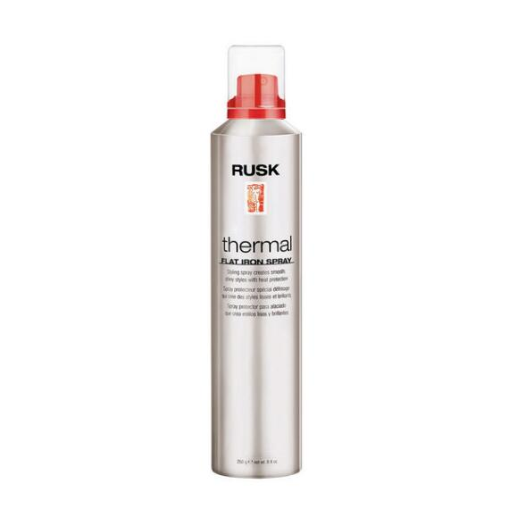 RUSK Designer Collection Thermal Flat Iron Spray