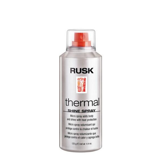 RUSK Designer Collection Thermal Shine Spray