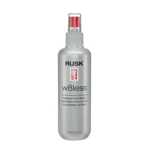 RUSK Designer Collection W8Less Non-Aerosol Shaping And Control Hairspray