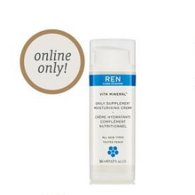 REN Clean Skincare Daily Supplement Moisturising Cream