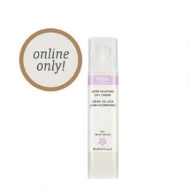 REN Clean Skincare Ultra Moisture Day Cream