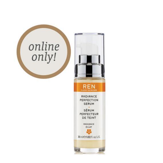 REN Clean Skincare Radiance Perfection Serum