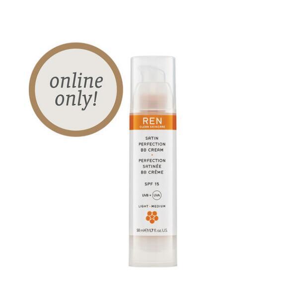 REN Clean Skincare Satin Perfection BB Cream