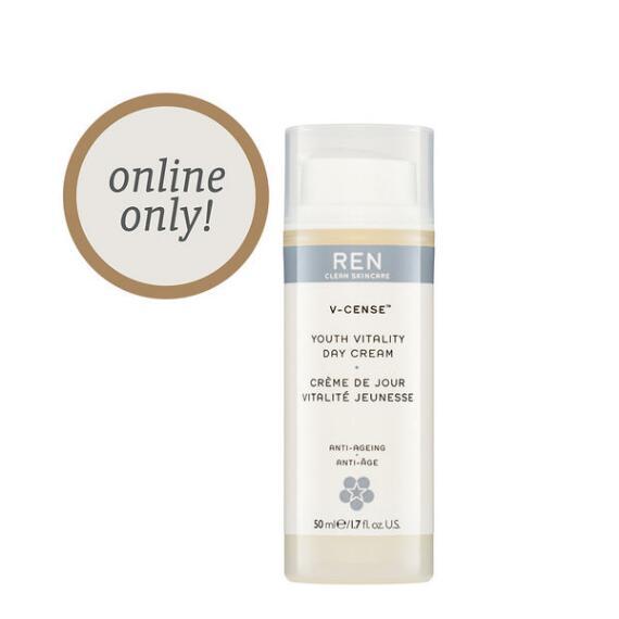 REN Clean Skincare V-Cense Youth Vitality Day Cream