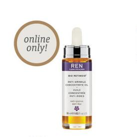 REN Clean Skincare Anti-Wrinkle Concentrate Oil