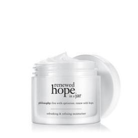 philosophy renewed hope in a jar skin-renewing moisturizer
