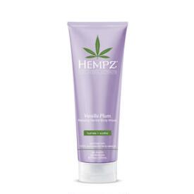 Hempz Vanilla Plum Relaxing Herbal Body Wash
