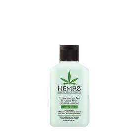 Hempz Exotic Green Tea and Asian Pear Herbal Moisturizer Travel Size