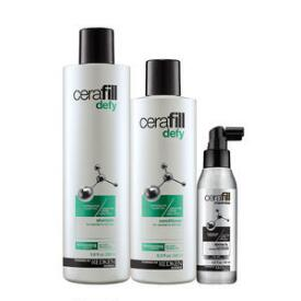 Redken Cerafill Defy Hair Thickening System Kit & Redken Hair Products
