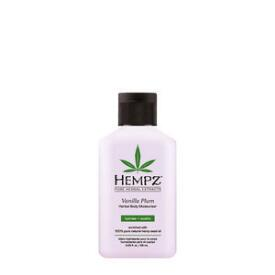 Hempz Vanilla Plum Herbal Moisturizer Travel Size