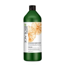 Biolage Cleansing Conditioner For Fine Hair & Biolage Hair Conditioner