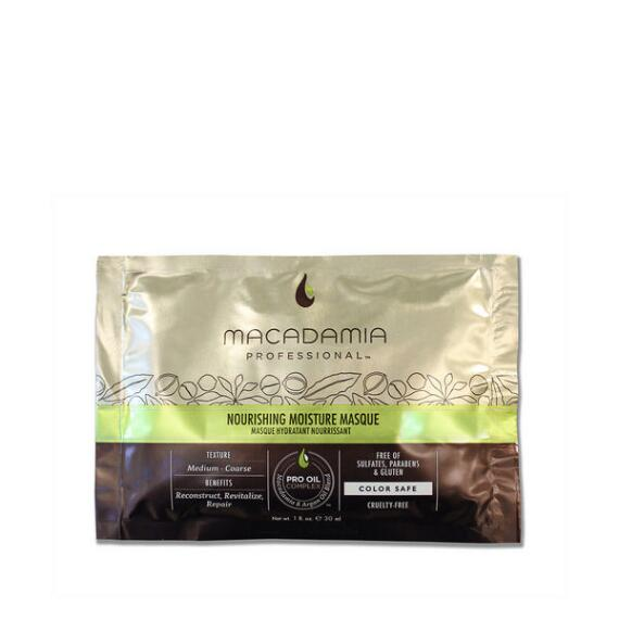 Macadamia Professional Nourishing Moisture Masque Packette